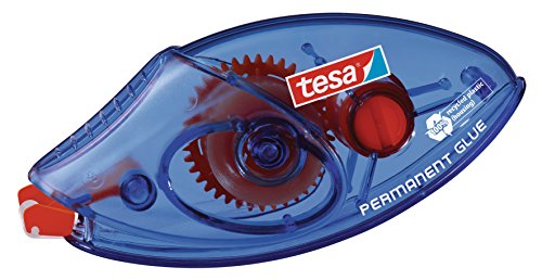 Roller adhesivo permanente tesa