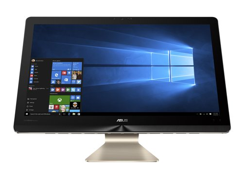 Asus Z240ICGK-GC129X Ordinateur de Bureau Tout-en-Un 23,8'' Or (Intel Core i7, 12 Go de RAM, 1 to, Intel HD Graphics, Windows 10 Home)