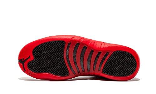 Nike Air Jordan 12 Retro Chaussures de basket-ball pour homme Noir - noir