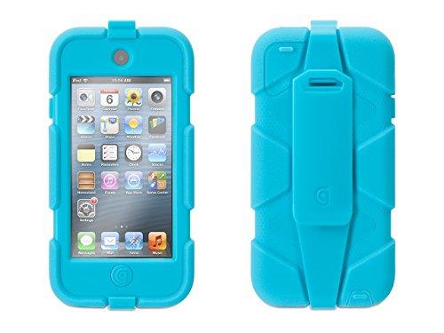 Griffin Survivor All Terrain Coque pour iPod Touch 5 - Bleu Turquoise