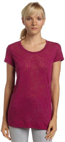 Reebok K82877 T-shirt pour femme Fuchsia