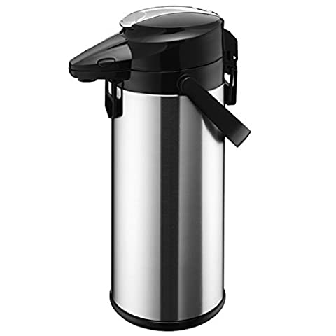 Elia Lever-Type Airpot Dispenser with Beverage Tags BGH 2.2ltr |