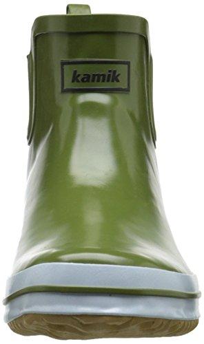 Kamik Sharonlo, Bottines non doublées femme Vert - Grün (OLI-OLIVE)