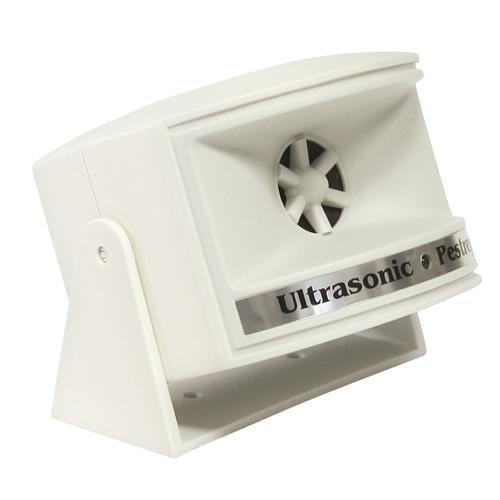Blanko Schädlingsbekämpfung Ultrasonic Pestrepeller Weiß, 105 x 92 x 78 mm
