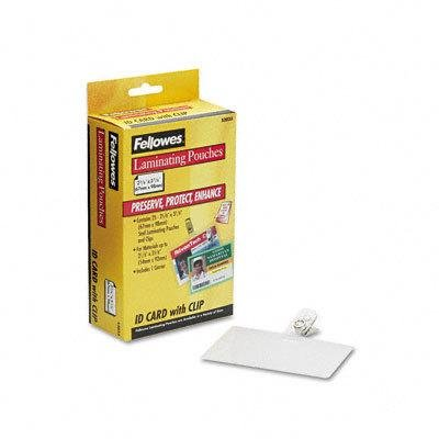 fellowes-laminating-pouchesid-card5mil2-5-8x3-7-825-pkcl-sold-as-1-package-fel52033