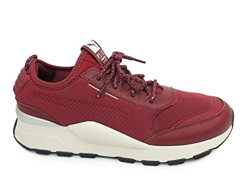 Puma Cordovan Gray RS-0 Trophy 369363 04