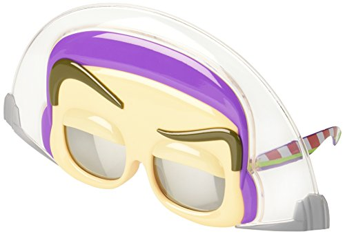 Sunstaches Instant Costume Sunglasses, Toy Story Buzz Light Year