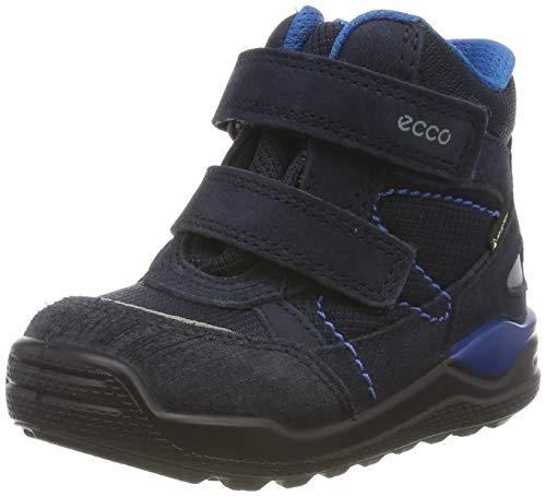 ECCO Baby Jungen URBAN Mini Stiefel, Blau Night Sky 50769, 24 EU