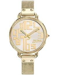 Reloj mujer JEAN PAUL GAULTIER–Index–Pulsera PVD dorado–36mm–8504309