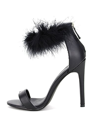 Cendriyon Escarpin Noir Doli Berry Chic Chaussures Femme Noir