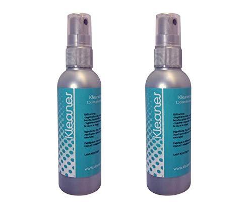 2 x Nettoyeur de Toxines salivaires/de salives Kleaner (100ml)