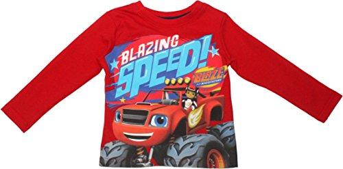Camiseta Blaze and the Monster Machines