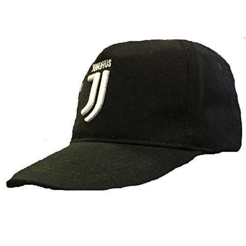 Hut Cap Mütze offizielle Juventus Juve JJ schwarz