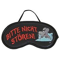 Schlafmaske - Schlafbrille - Uli Stein - Bitte nicht stören! preisvergleich bei billige-tabletten.eu