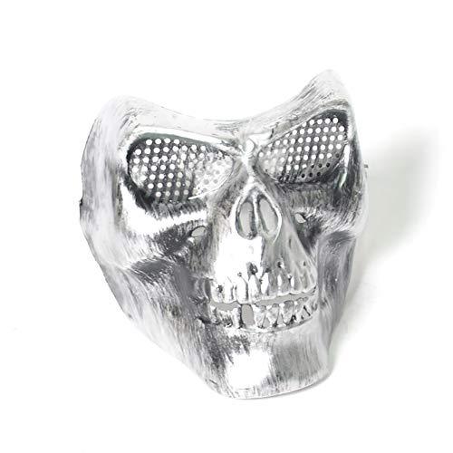 1 STÜCKE Halloween Horror Zombie Maske Maskerade Zeigen Maske für Halloween Party ()