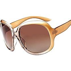 ATTCL Damen Wayfarer polarisiert Sonnenbrille 100% UV400 Schutz 3113-candy