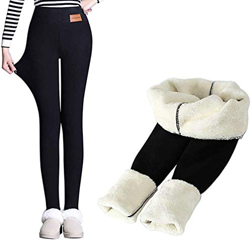 Leggings Calientes Mujer Cintura Alta Mallas Pantalones