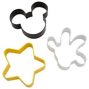Disney-Mickey Mouse-Parties du corps emporte-pièces, jardin, pelouse, de l'entretien