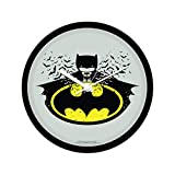 Mc Sid Razz Official DC Comics- Batman Chibbi Wall Clock Gift Set Birthday