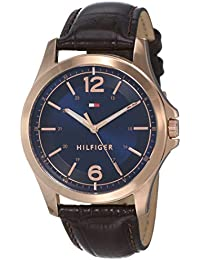 Tommy Hilfiger Analog Blue Dial Men's Watch - TH1791451