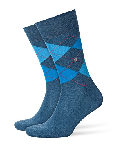 Burlington Herren Socken King light denim (6660)