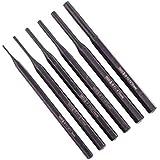 Yato Lot de 6 chasse-goupilles 150 mm renforcé, 1, 5 à 8 mm/YT - 47121)