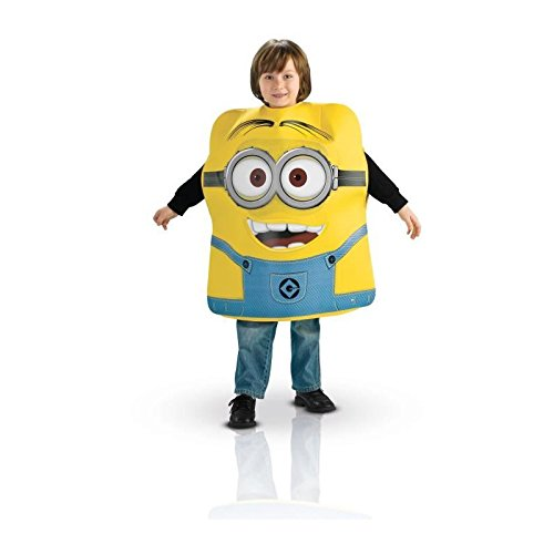 Kostüm Minion Jungen Dave - Kinder verächtlich mir Minion Dave Costume Small 3-4 years