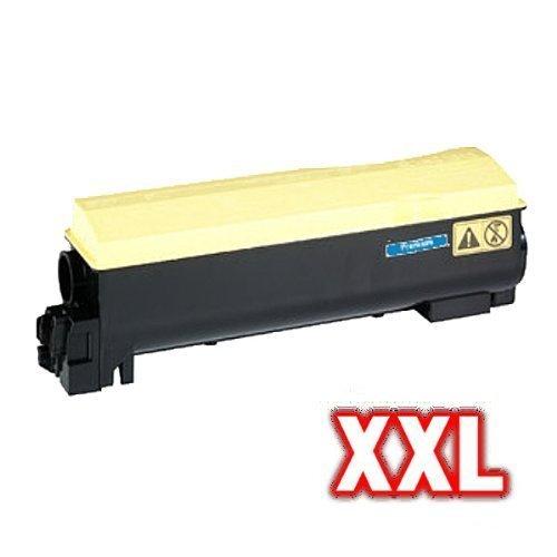 Kompatible Tonerkartusche Yellow für Kyocera/Mita 1T02HLAEU0 TK-540Y FS-C5100DN FSC5100 FS C5100 DN FS C5100DN TK540 TK540Y 5.000 Seiten (Kyocera Mita Set)