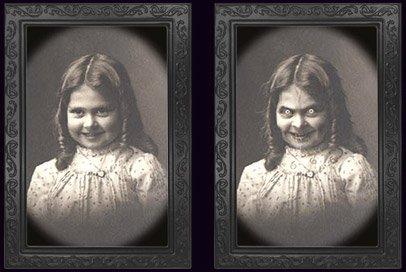 Cultica Halloween Bild Verwandlungsbild Horror Galerie des Grauens 11
