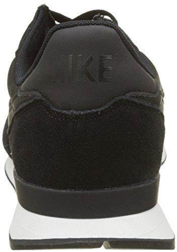 Nike Herren Internationalist SE Gymnastikschuhe Schwarz (Blackblacksail 002)