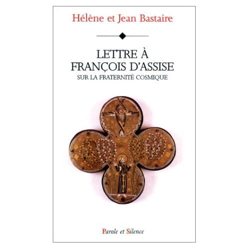Lettre à François d'Assise sur la fraternité cosmique
