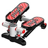 Lwtbj Mini Stepper Übung Stepper Maschine Beine Arme Oberschenkel Maschine Workout Training Fitness...