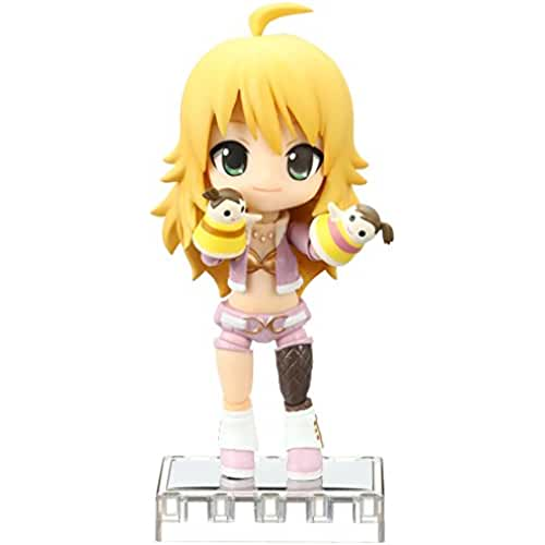 kawaii make my day idol master Idol master queue Posh Hoshii Miki (NON scale painted action figure) (japan import)