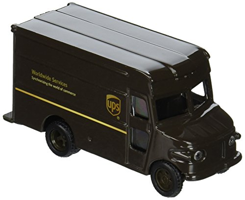 UNITED PARCEL SERVICE UPS 4 P-600 Package Car Delivery Truck