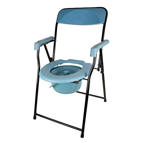 Toilettenstuhl | Toilettensitz | Ergonomischer Sitz | Armlehnen | Timón | Mobiclinic