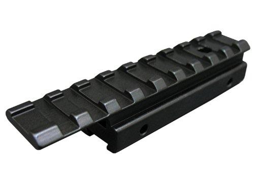 Adapter 11mm Prismenschiene auf Weaver Picatinny Zielfernrohr Montage RSM06 (Weaver-schiene Halterungen)
