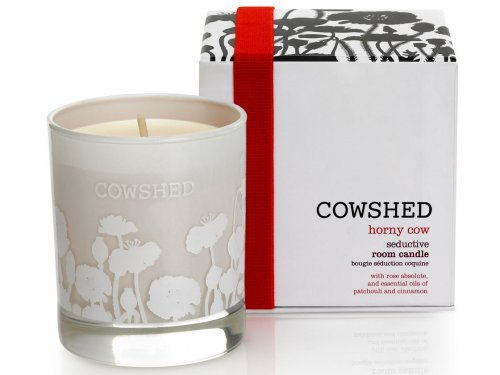Cowshed Horny Cow Seductive Room Candle 235g by Cowshed