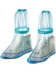 JWBBU Anti-Rutsch-Schuhüberzieher Regen Schuh Cover