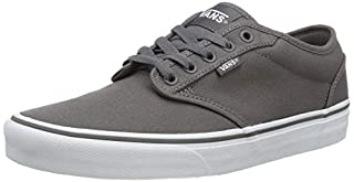 Vans Atwood Total, Baskets Basses Homme, Gris (Canvas/Pewter ...