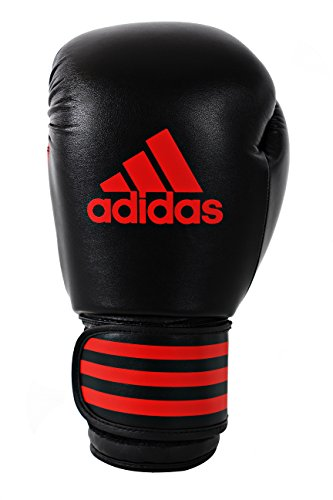 adidas Boxhandschuhe Power 100, Schwarz, 12, ADIPBG100 - 2