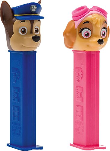 paw-patrol-pez-dispenser-with-two-refils-sold-singly-one-random-character-supplied