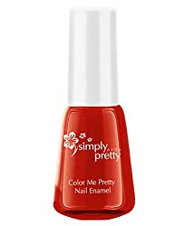 Avon Color me pretty nail enamel-Burnt Sand