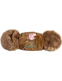OGOBVCK Nuevo invierno encantadora niños mascara mascara con orejeras orejeras Combo Cartoon cerdo