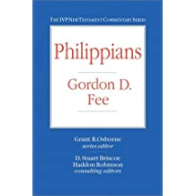 Philippians (IVP New Testament Commentary)