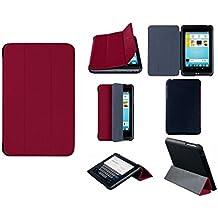 """Original Trekstor Design tolino tab 7"""" Flex-Case Schutzhülle Tablet Tasche mit Standfunktion Rot/Schwarz"""