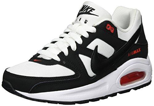 Nike Air Max Command Flex (GS), Baskets Homme, Bleu (Obsidian/White-Black), 38.5 EU