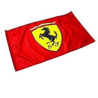 Scuderia Ferrari Bandera Oficial 90x60cm.