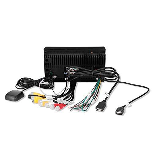 Dandeliondeme Universal 2 DIN Auto Multimedia MP5 Stereo Video Player 7 Zoll Touchscreen