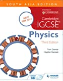 Cambridge IGCSE Physics 3rd Edition plus CD