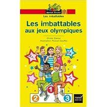 Les imbattables aux jeux olympiques de Olivier Daniel,Pascal Gauffre (Illustrations) ( 15 février 2012 )